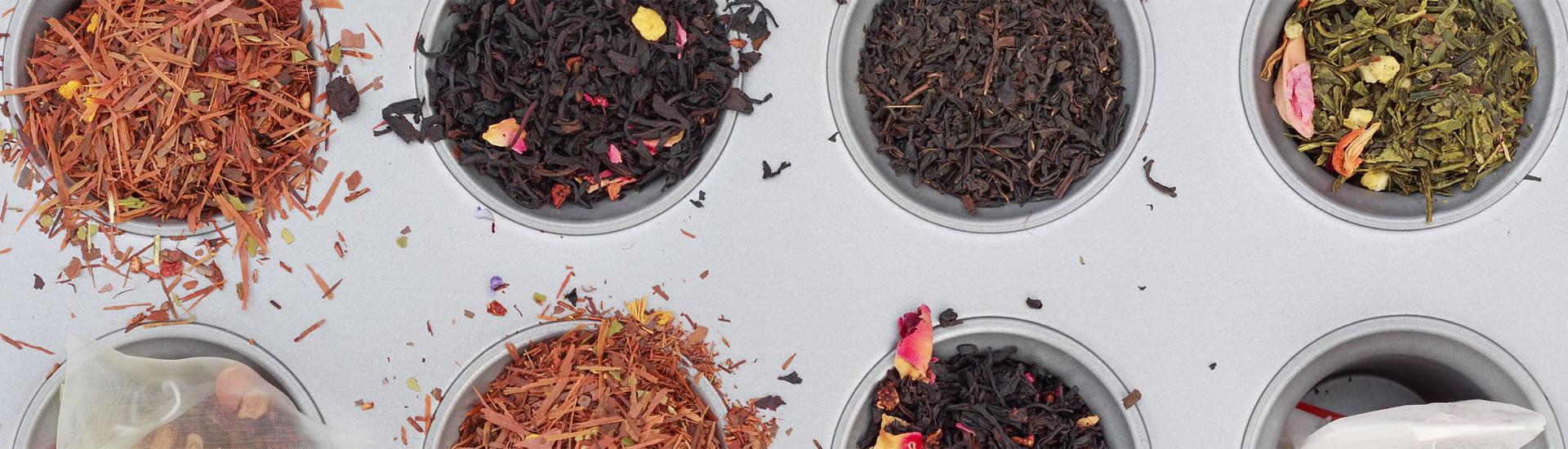 Profesional en el diseño de blends de té y de yerba mate