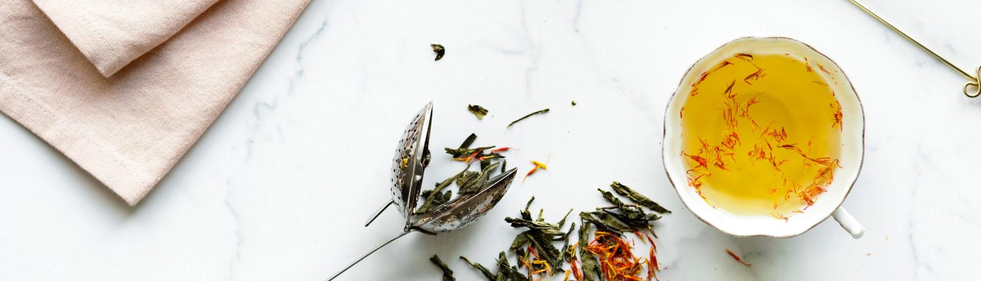 Introducción a las bases del té