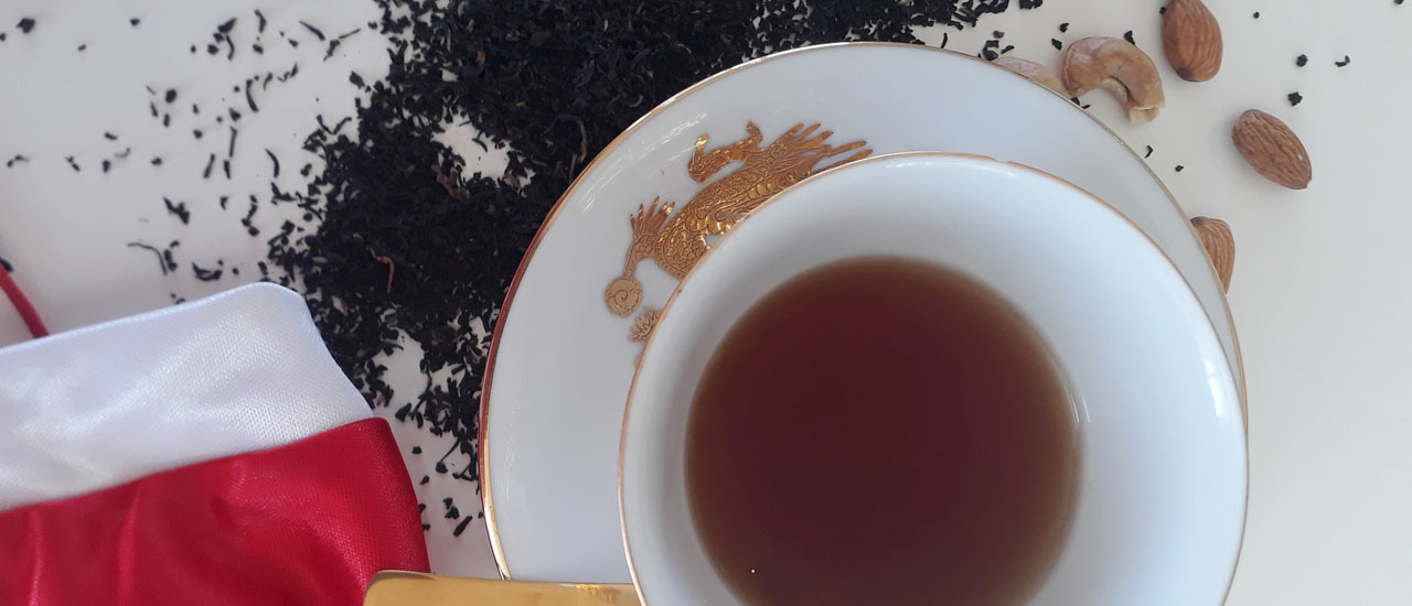 Distintos hemisferios, un mismo té de navidad