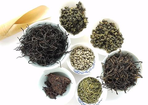 Los tés de especialidad