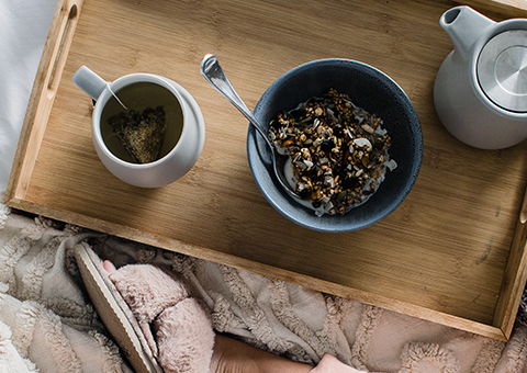 El ritual del té en conciencia plena