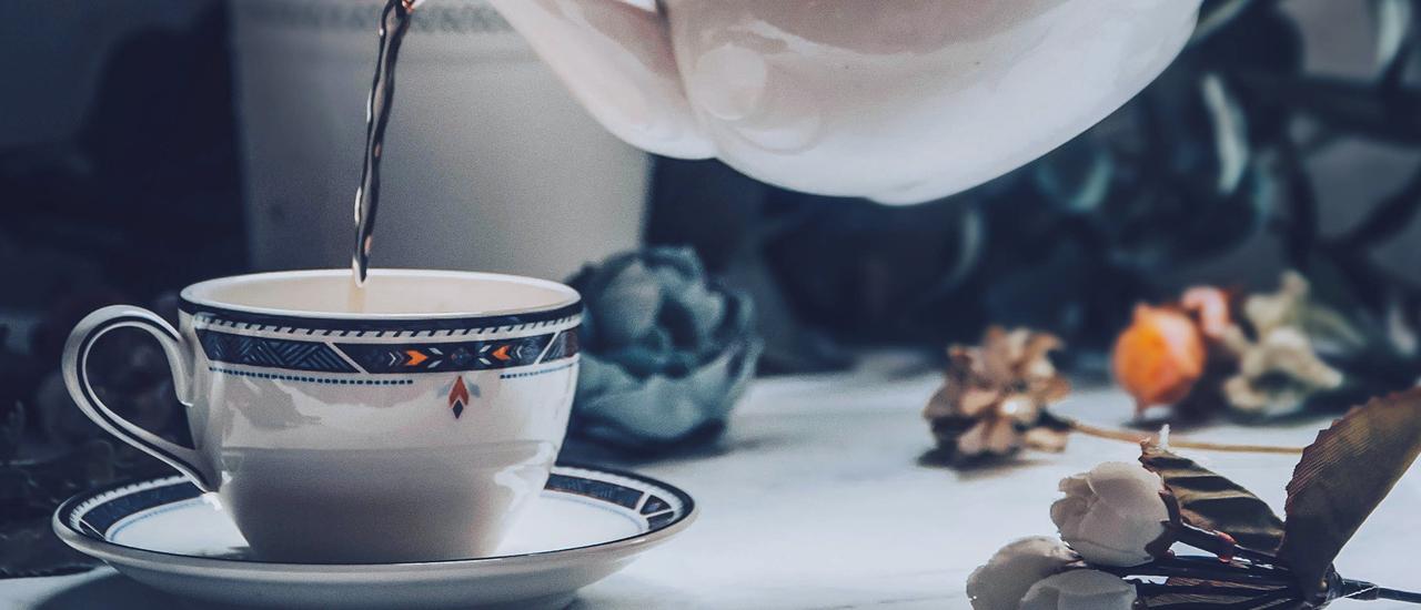La etiqueta del té – Primera parte